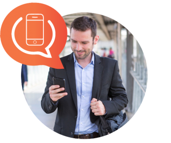 answering service mobile app